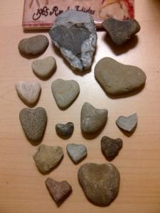16 Hearts of Stone